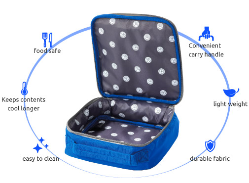 cooler bag features